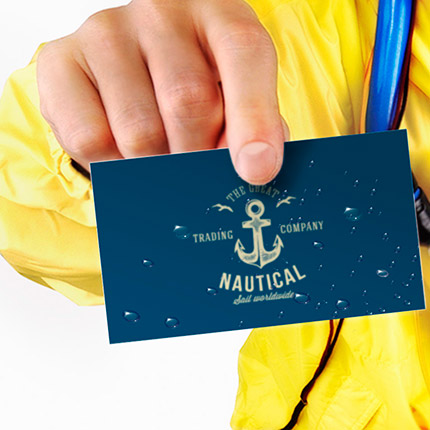 Waterproof Cards from Envision Print Shop