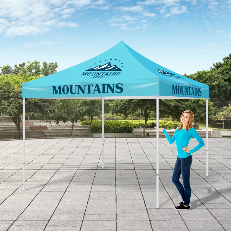 Event Tents from Envision Printshop