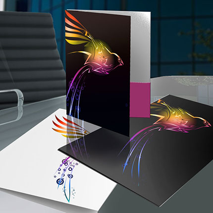 Presentation Folders from Envision Print Shop